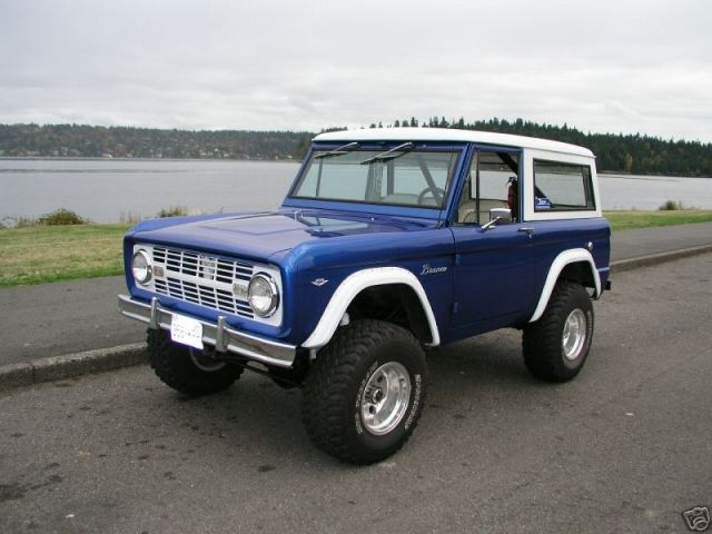 Ford Bronco 1967: Review, Amazing Pictures and Images ...
