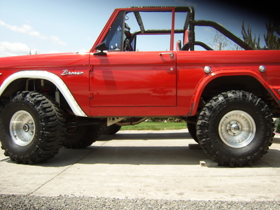 Ford bronco 1968 photo - 1