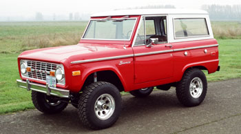 Ford bronco 1968 photo - 10