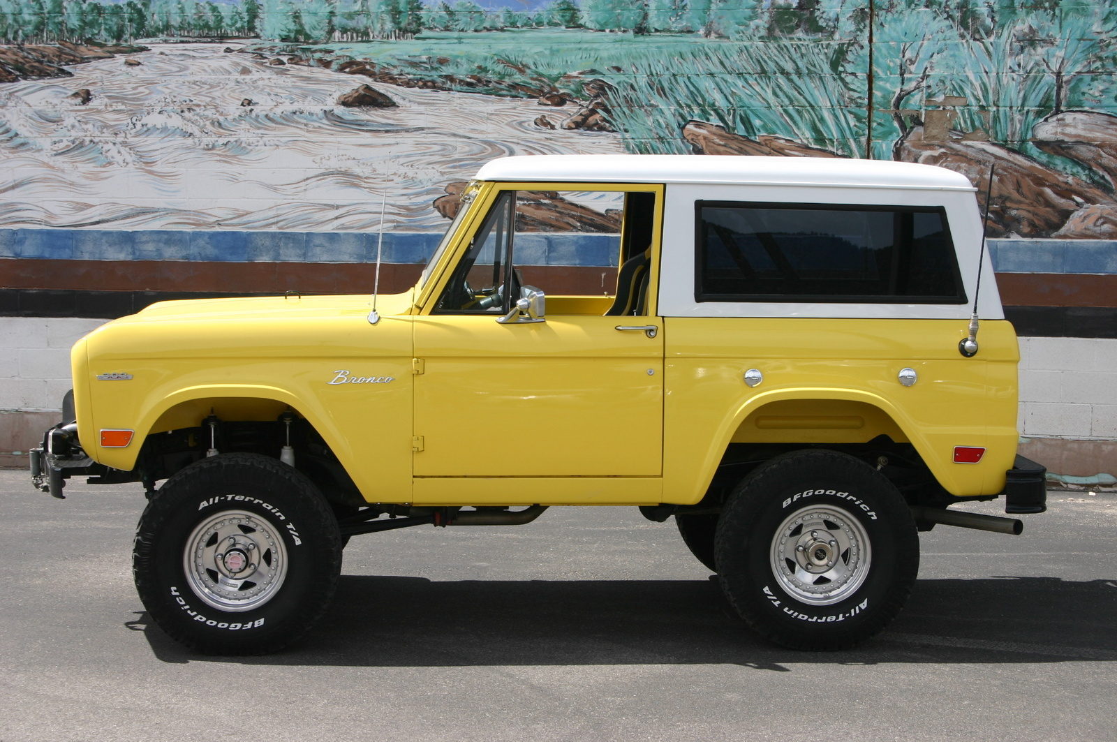 Ford Bronco 1968 Review Amazing Pictures And Images Look At The Car 1995 Nissan Pick Up 2 4 Wiring Diagram Photo