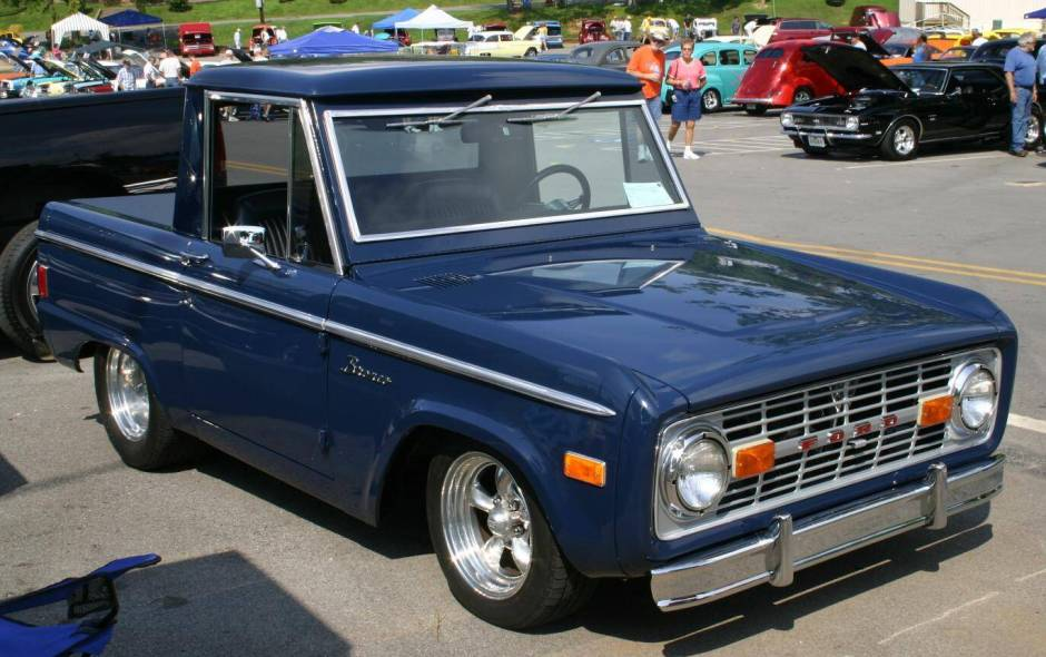 Ford bronco 1968 photo - 4
