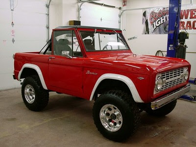 Ford bronco 1970 photo - 3