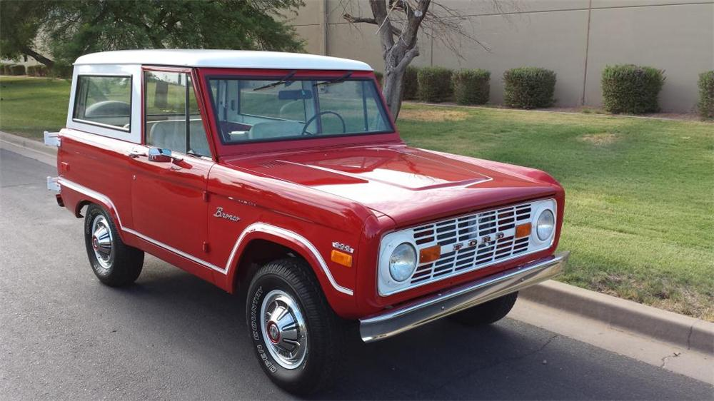 Ford bronco 1970 photo - 4