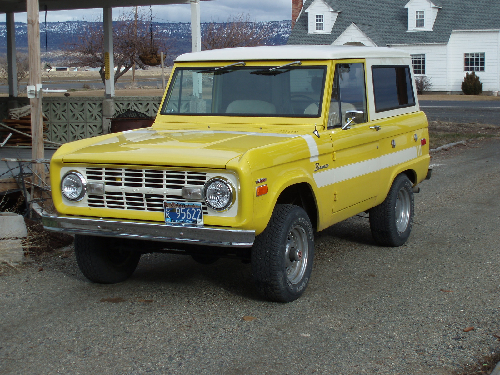 Ford bronco 1970 photo - 7