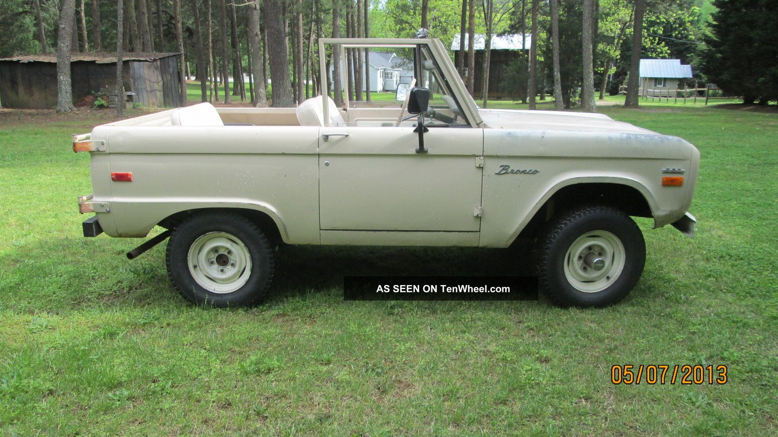 Ford bronco 1970 photo - 8
