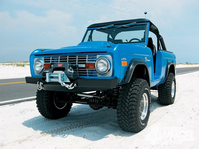 Ford bronco 1970 photo - 9
