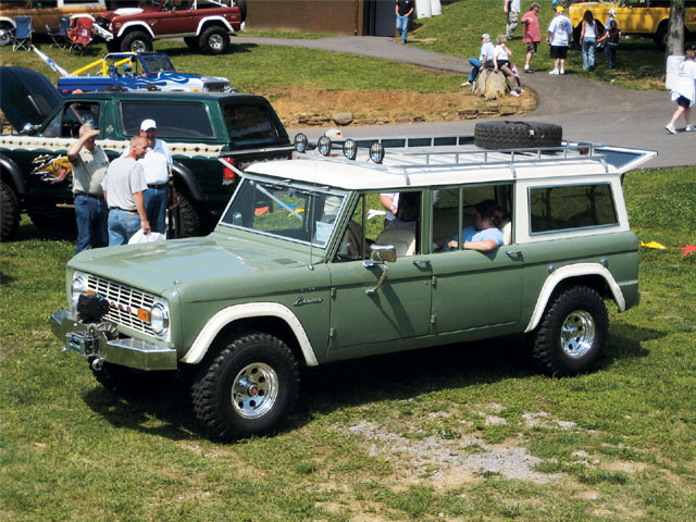 Ford bronco 1975 photo - 10