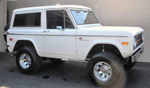 Ford bronco 1975 photo - 3