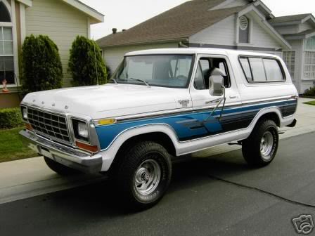 Ford bronco 1978 photo - 3