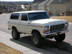 Ford bronco 1978 photo - 9