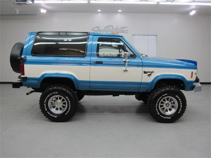 Ford bronco 1984 photo - 2