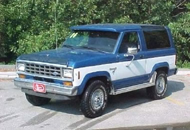 Ford bronco 1984 photo - 4