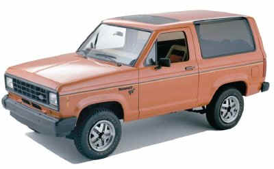 Ford bronco 1984 photo - 6