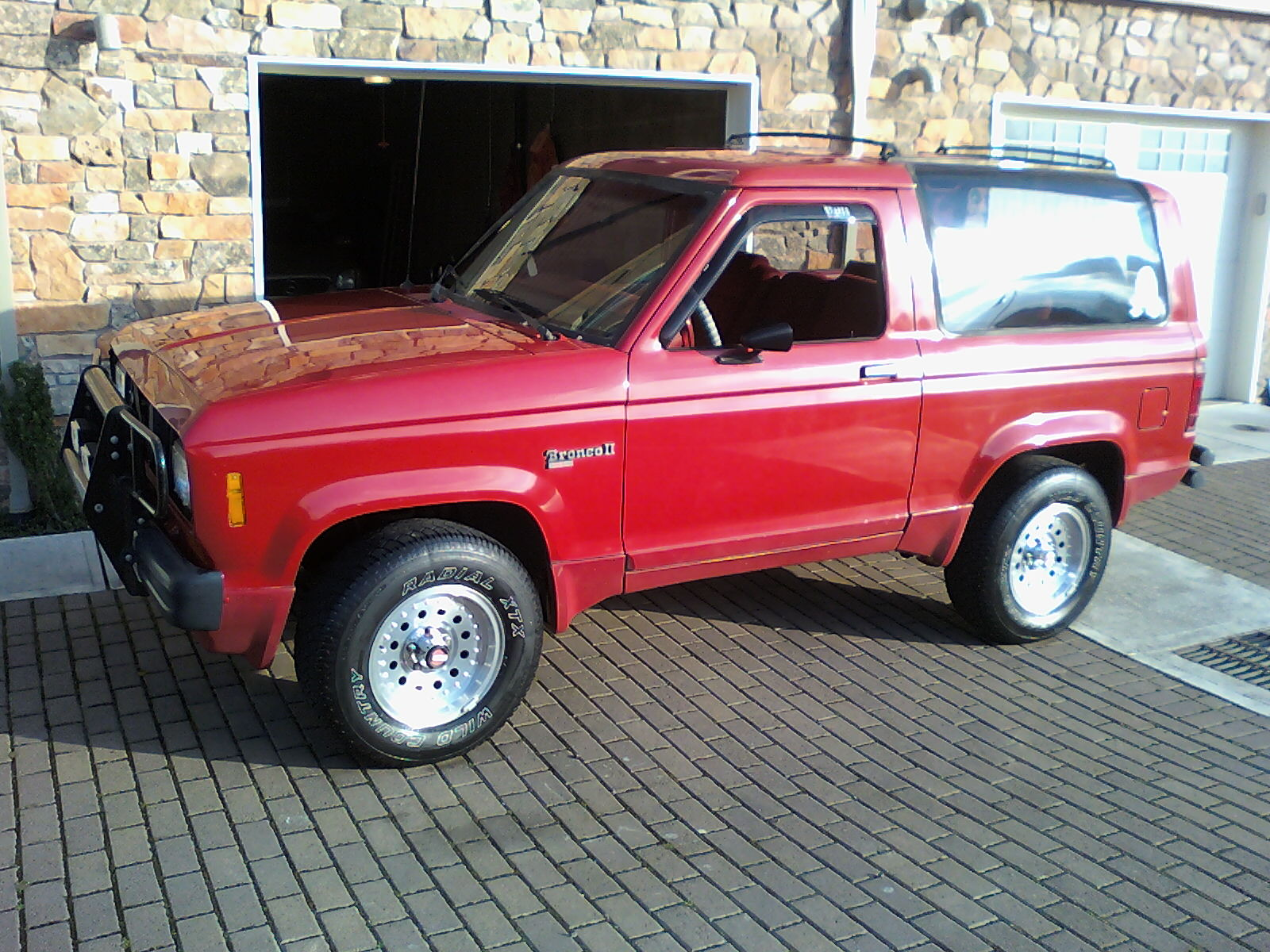 Ford bronco 1988 photo - 2