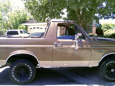 Ford bronco 1988 photo - 5