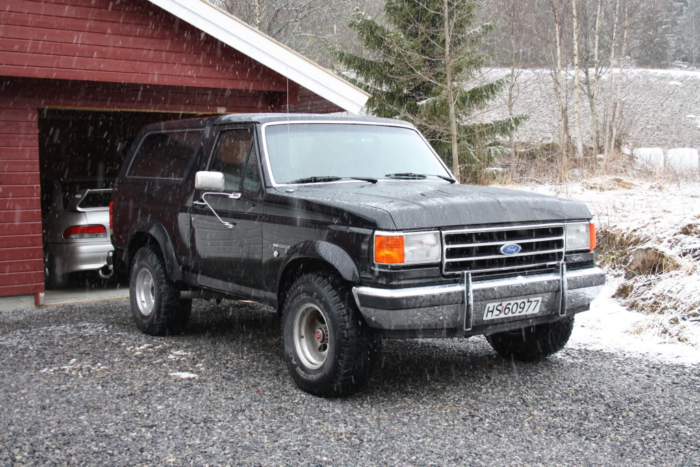 Ford bronco 1988 photo - 6