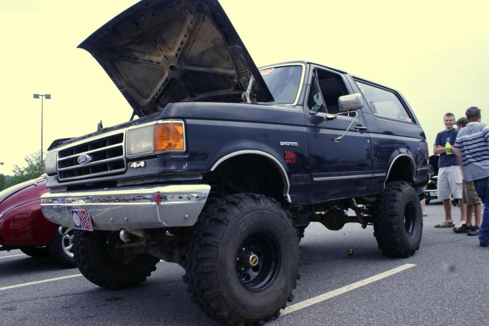 Ford bronco 1989 photo - 4