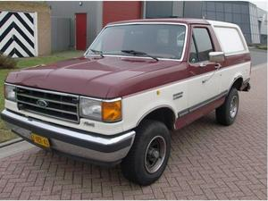 Ford bronco 1989 photo - 5