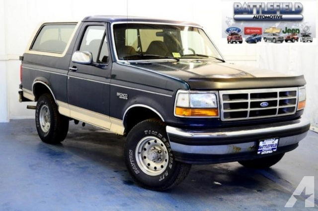 Ford Bronco 1993 photo - 10
