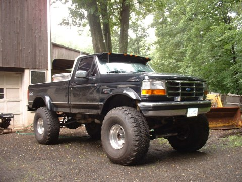 Ford Bronco 1993 photo - 6