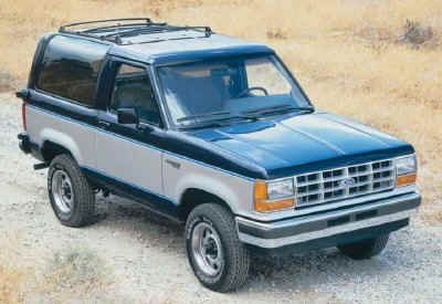 Ford Bronco 1993 photo - 7