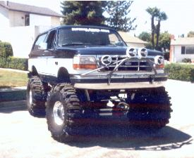 Ford bronco 1995 photo - 2