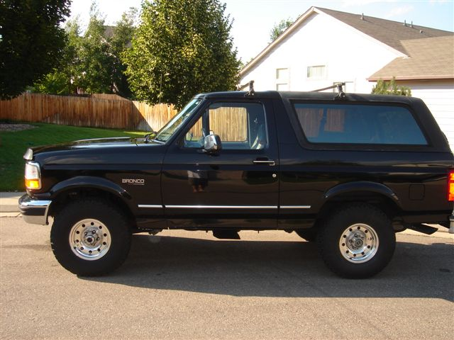 Ford bronco 1996 photo - 8