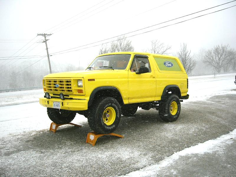 Ford bronco 2012 photo - 4