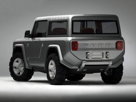 Ford bronco 2012 photo - 5