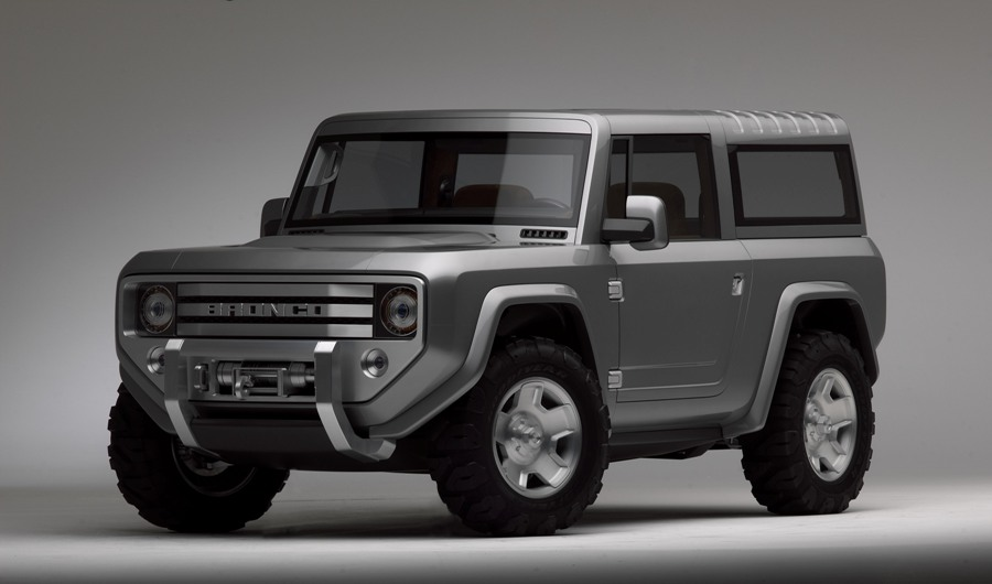 Ford bronco 2012 photo - 6