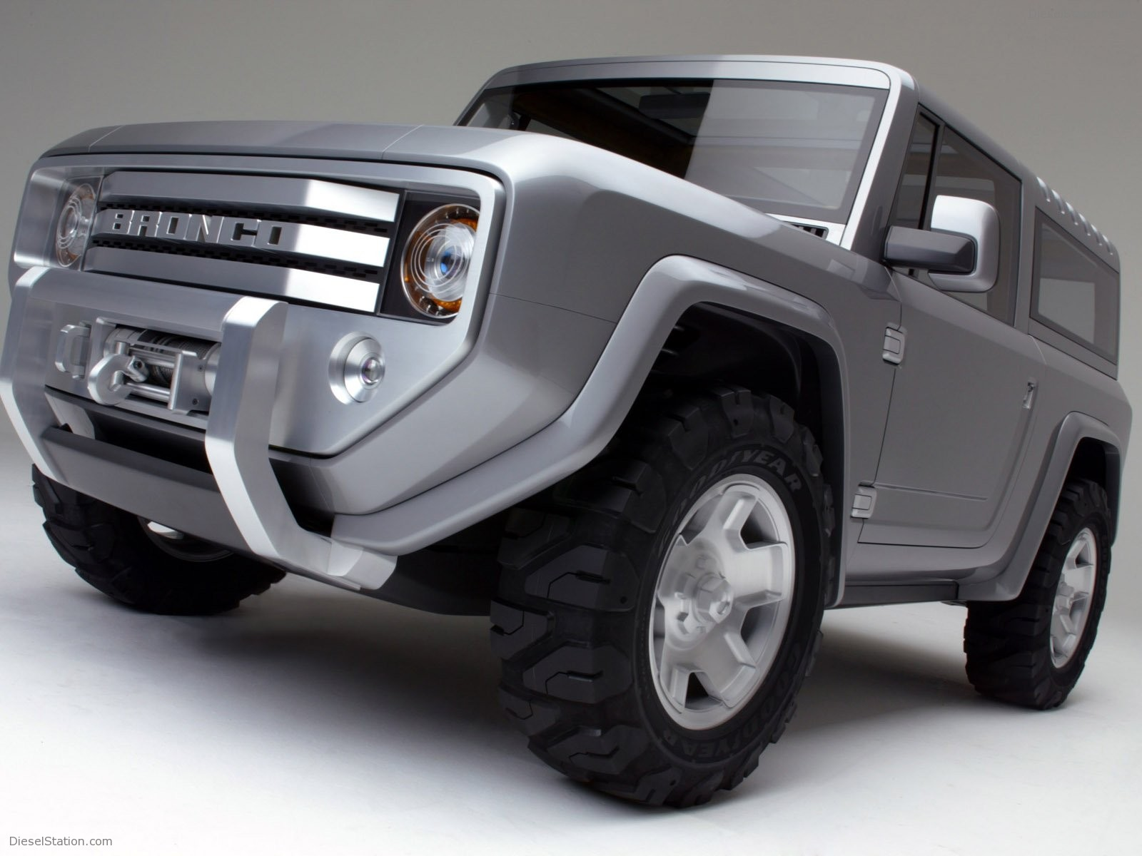 Ford bronco 2012 photo - 7