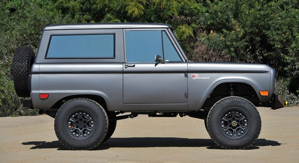 Ford bronco 2012 photo - 8