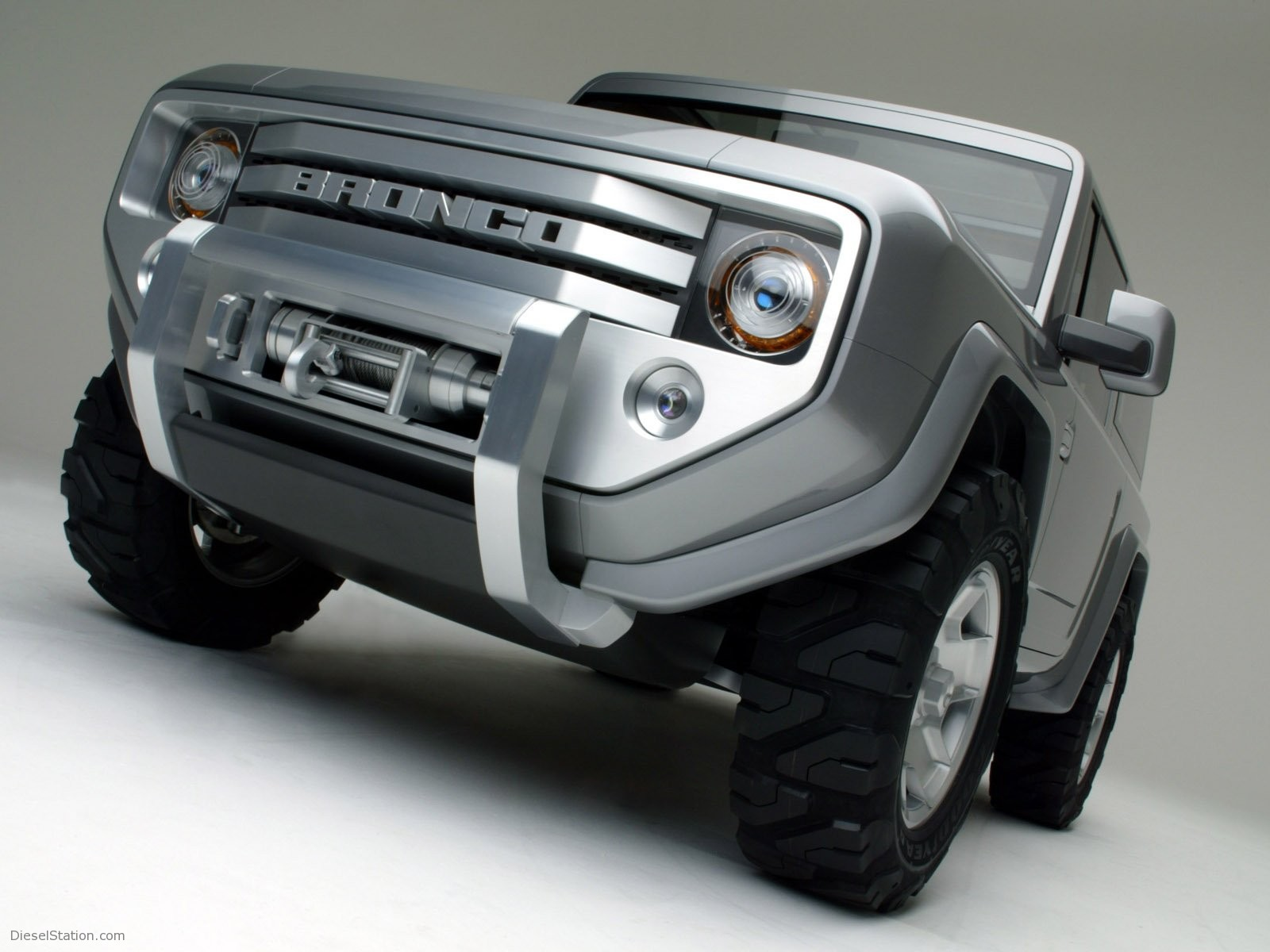 Ford bronco 2012 photo - 9