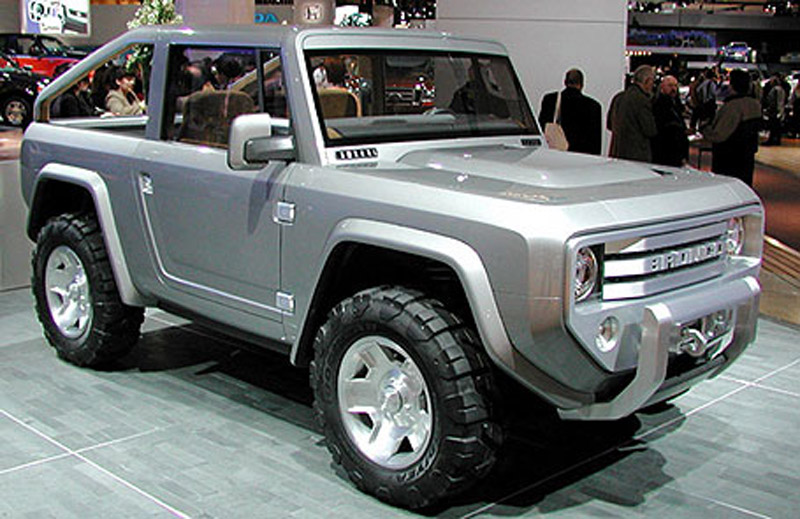 Ford bronco 2015 photo - 10