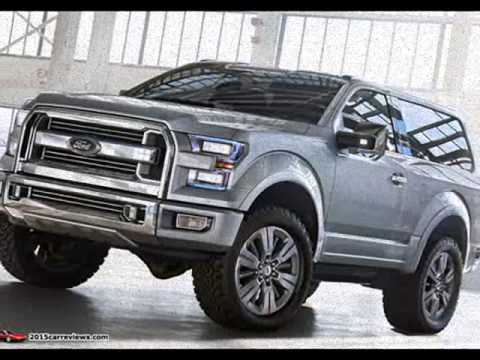 Ford bronco 2015 photo - 2