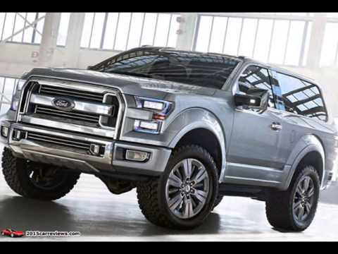 Ford bronco 2015 photo - 3
