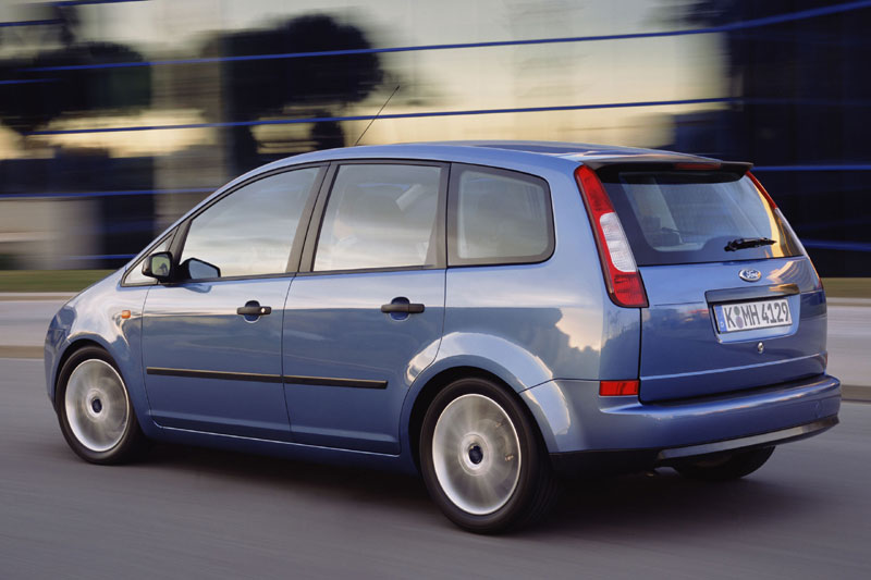 Ford c-max 2005 photo - 1