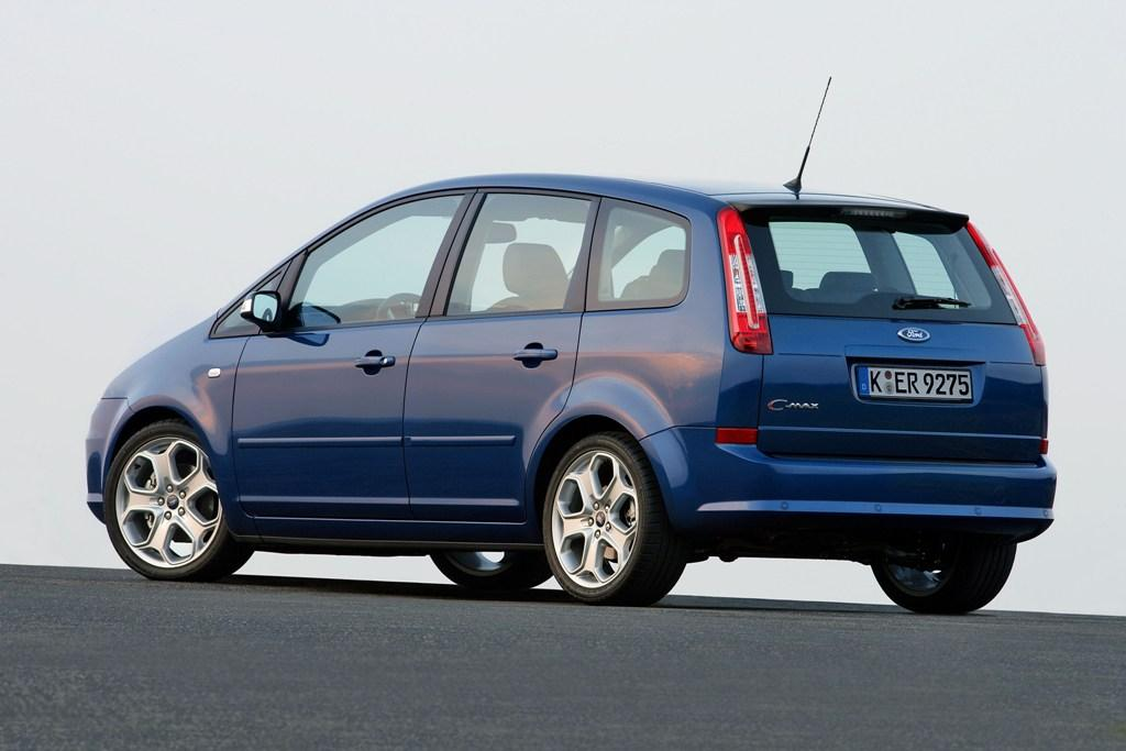 Ford C-max 2007 photo - 3