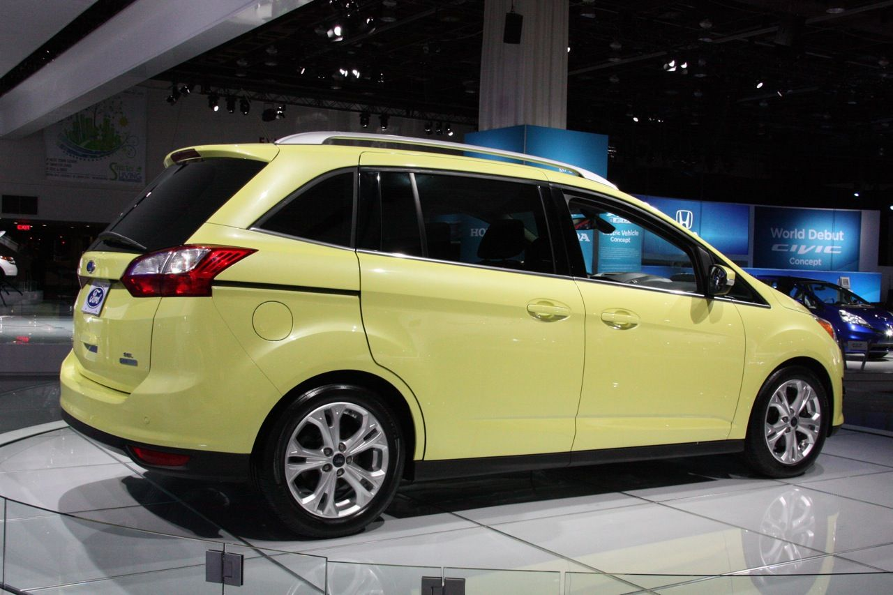 Ford c-max 2011 photo - 2