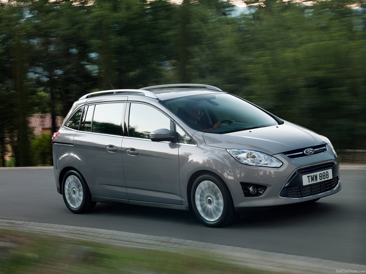 Ford c-max 2011 photo - 7
