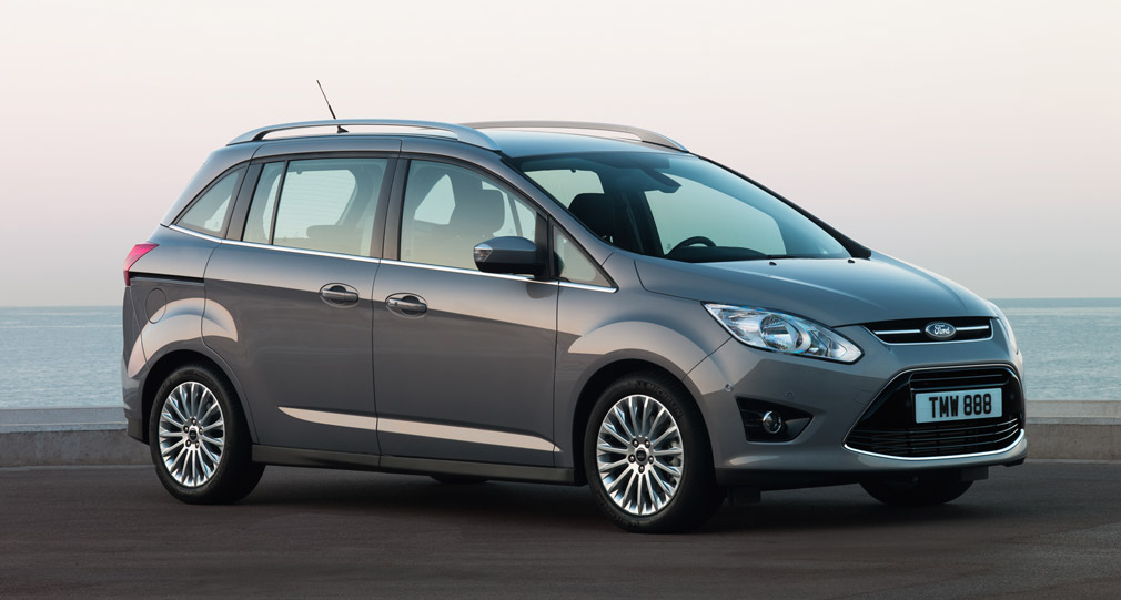 Ford c-max 2012 photo - 10