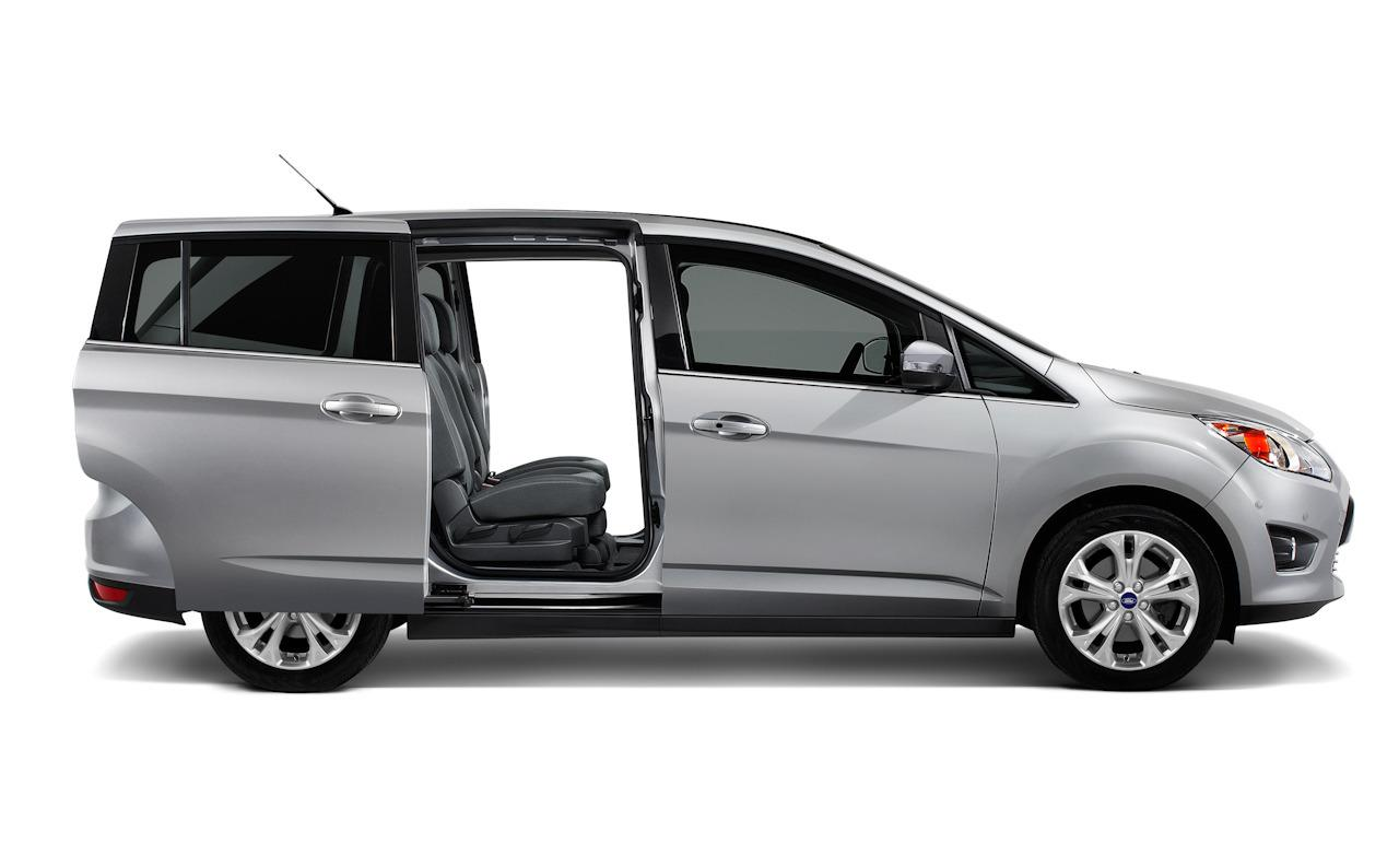 Ford c-max 2012 photo - 3