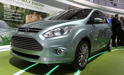 Ford c-max 2013 photo - 6