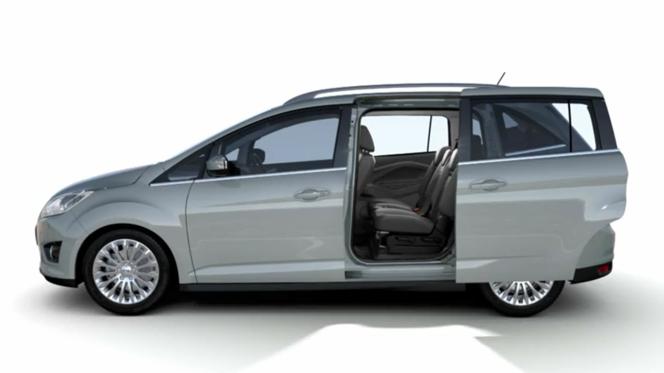 Ford c-max 2014 photo - 10