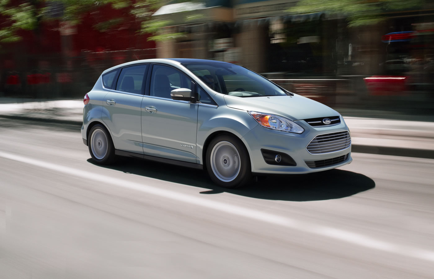Ford c-max 2014 photo - 3