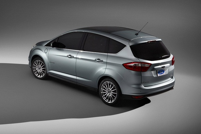 Ford c-max 2014 photo - 4