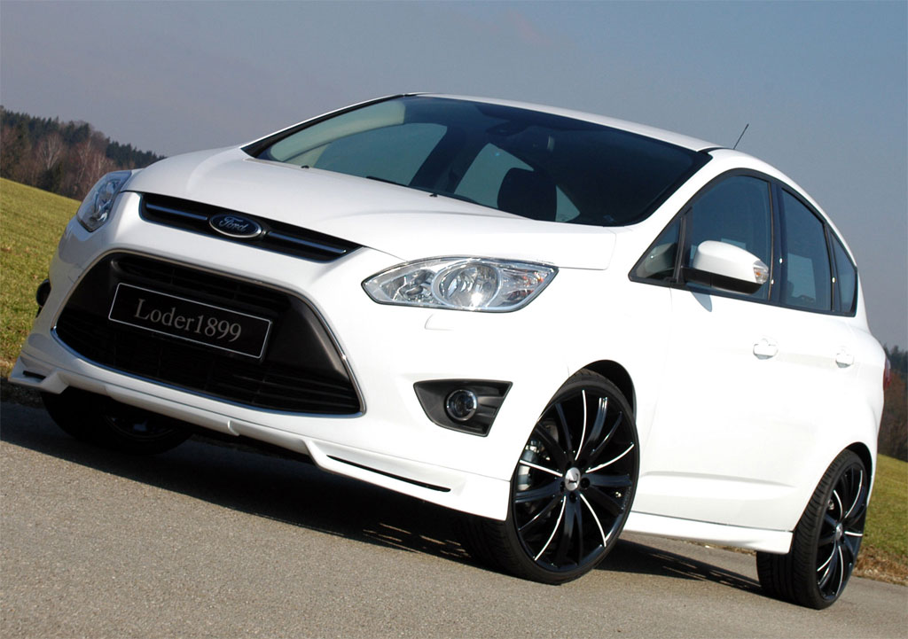 Ford c-max 2014 photo - 8