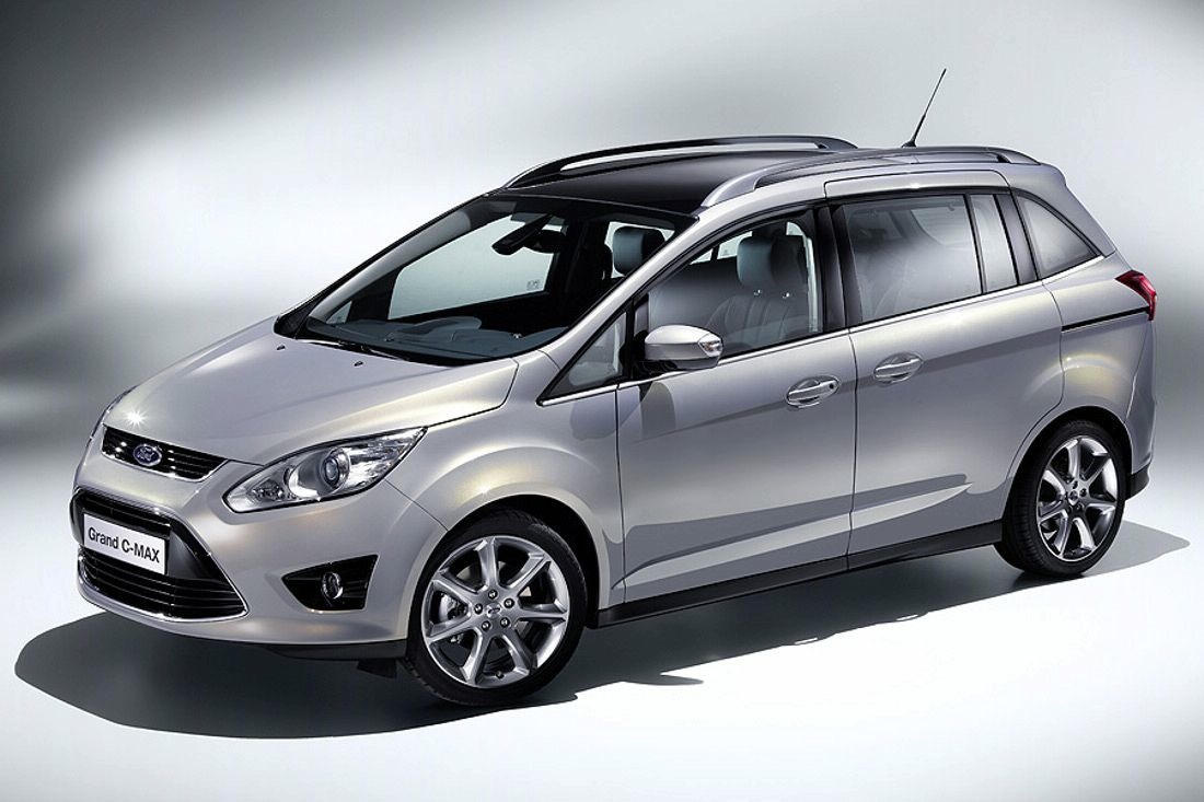 Ford c-max 2014 photo - 9