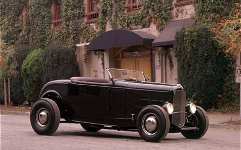 Ford cabriolet 1932 photo - 7