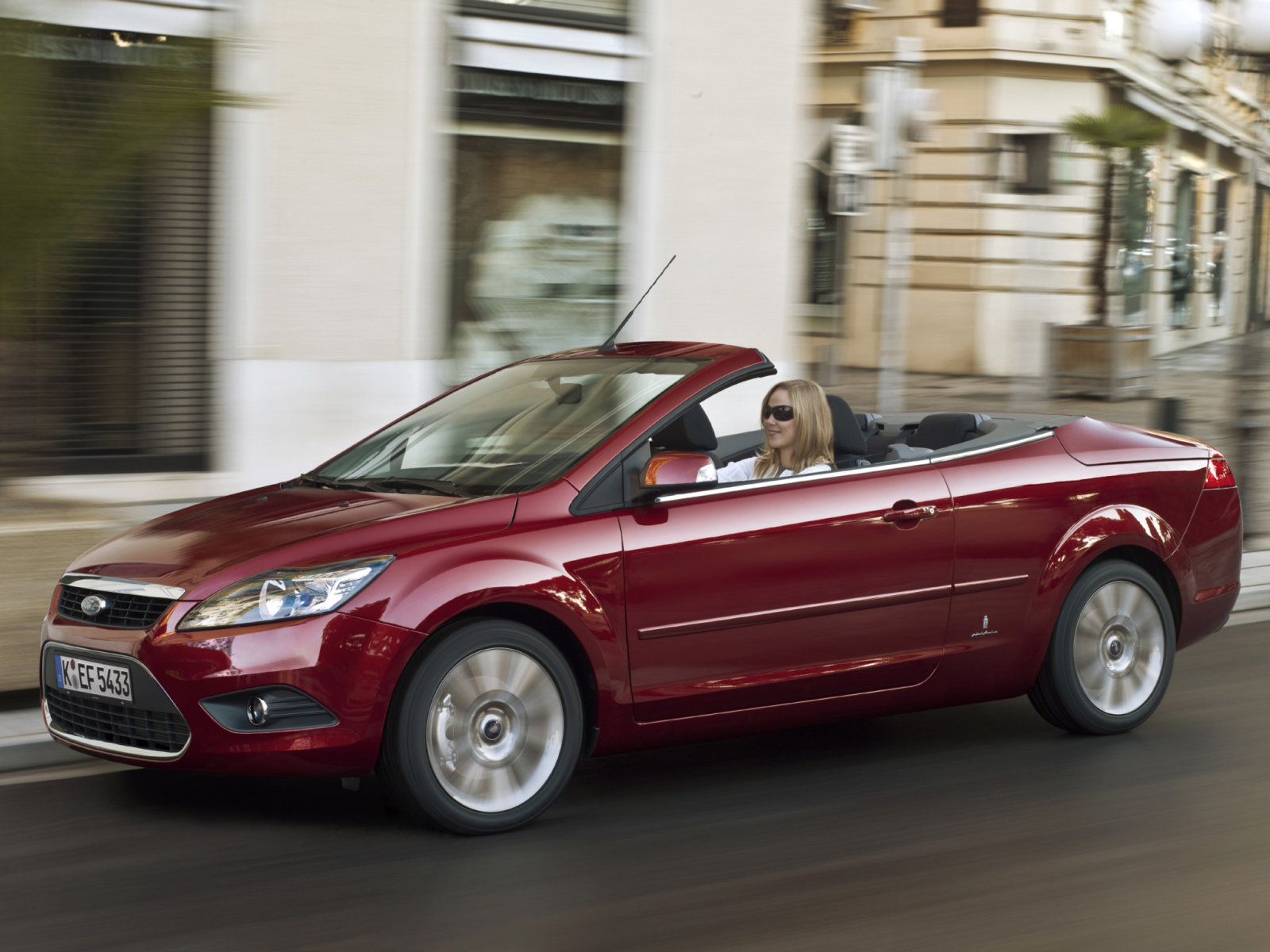 Ford cabriolet 2014 photo - 6